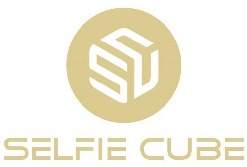 Selfie cube affordable photo booth hire
